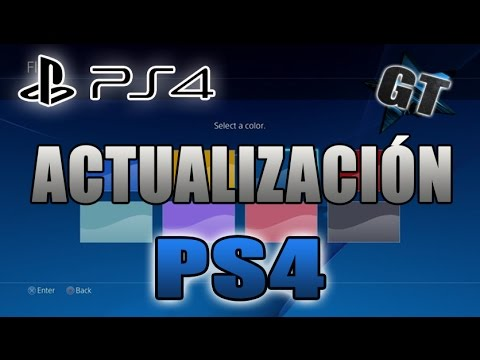 [PS4] ACTUALIZACIÓN 2.00 MAÑANA!! (Share play, Temas, Pausar Descargas, etc..)