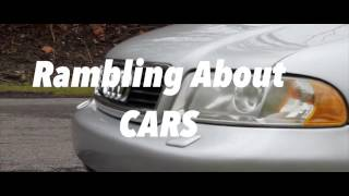 B5 Audi A4 Review | Rambling About Cars