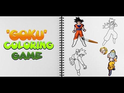 Saiyan Superhero Färbung Spiele für Kinder android spiele download