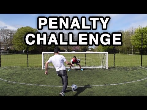 ULTIMATE PENALTY SHOOTOUT CHALLENGE