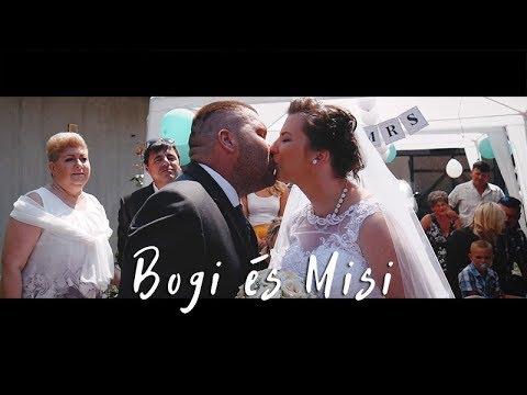 Bogi és Misi | esküvő highlight videó | 2019.07.06.