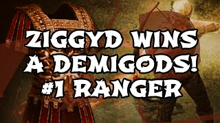 Path of Exile: ZIGGYD FINALLY WINS A DEMI! - FIRST PLACE RANGER - 2 Hr Race