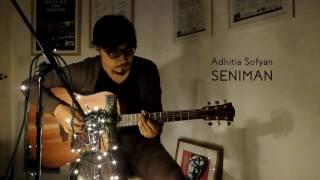 """Adhitia Sofyan """"SENIMAN"""" live + cerita di balik lagu."""