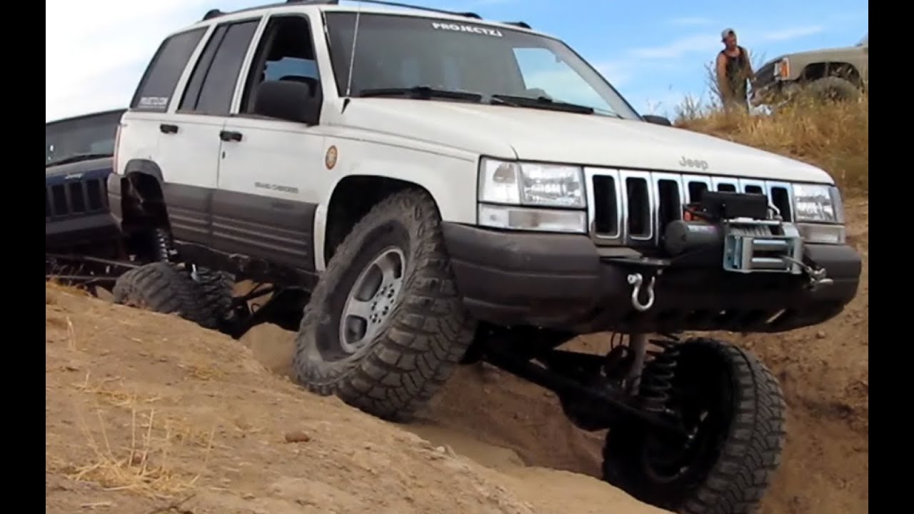 Jeep Grand Cherokee 4x4 Project ZJ RHD Full Width XJ 5.9 ...