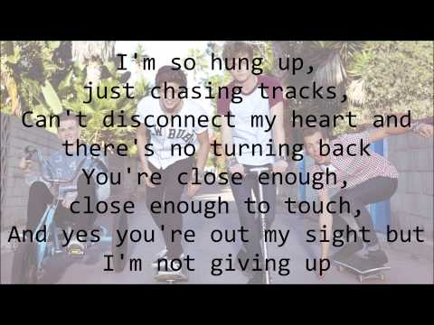The Vamps - Golden (with Lyrics)