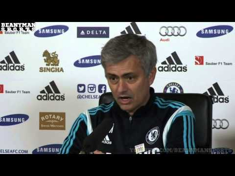 Chelsea - Jose Mourinho Ashamed Of Racist Fans On Paris Train
