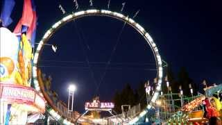 Ring of Fire Ride. California State Fair 2013. CalExpo.