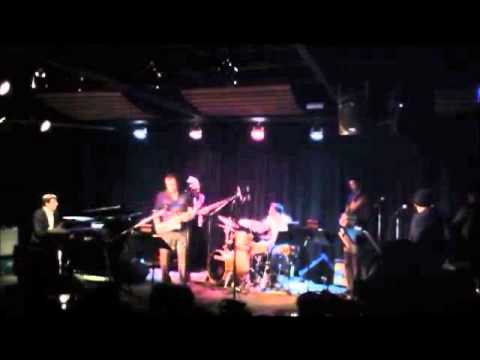 Jeff Hendrick - Live At The Yardbird - March 18, 2011 - Brown Sugar - D'Angelo