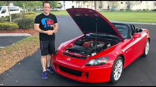 BEST mods on a BUDGET for your Honda S2000 - Raiti's Rides