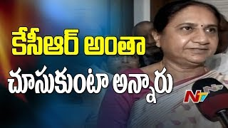 Ex Minister Uma Madhava Reddy Face to Face || Quits TDP
