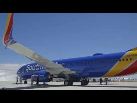 Southwest Airlines Unveils New Look