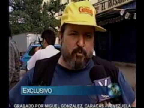 Venevisión 1998 Secuestro en Cúa - Miranda  - YouTube.flv