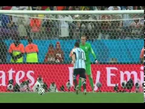 ARGENTINA X HOLANDA - SEMI 2014