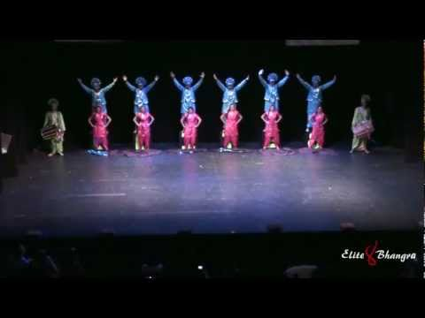 Bhangra Empire  Elite 8 Bhangra Invitational 2011 (official Hd) video