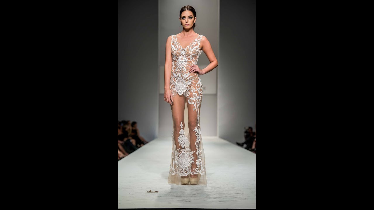 Pedram couture la fashion week 2014 spring summer youtube for La couture clothing