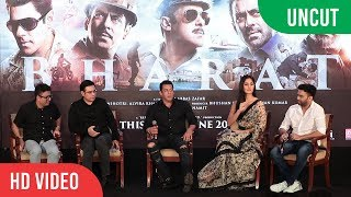 ZINDA Official Song Launch | BHARAT | Salman Khan, Katrina Kaif, Ali Abbas Zafar | COMPLETE VIDEO