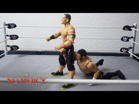 John Cena vs. Samoa Joe - Mega Match: WWE No Mercy 2017 thumbnail