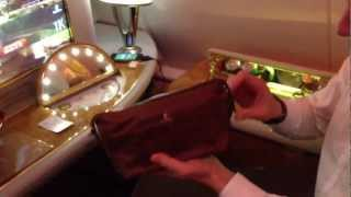 Emirates А380 first class suite