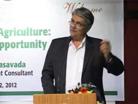 Greenhouse Agriculture and Agribusiness Opportunities in India by Amit Vasavada of Ecosystems Group