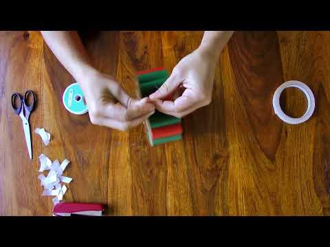 Adorno para Navidad - Flor para colgar o decorar la mesa navideña