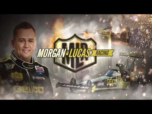 NHRA's Morgan Lucas Racing & Richie Crampton ready for Englishtown, NJ