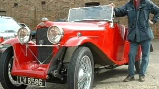 Lagonda Rapier / Autoexplora TV / Autos clásicos