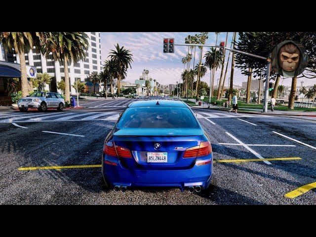 ►GTA 6 Graphics - 2018 CARS GAMEPLAY 60FPS
