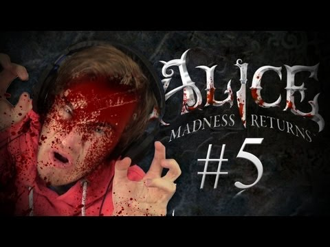 I'M ON MY PERIOD! - Alice: Madness Returns - Part 5