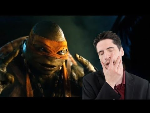 Teenage Mutant Ninja Turtles  trailer review