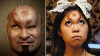 Japanese Bagelheads: most extreme beauty trend?