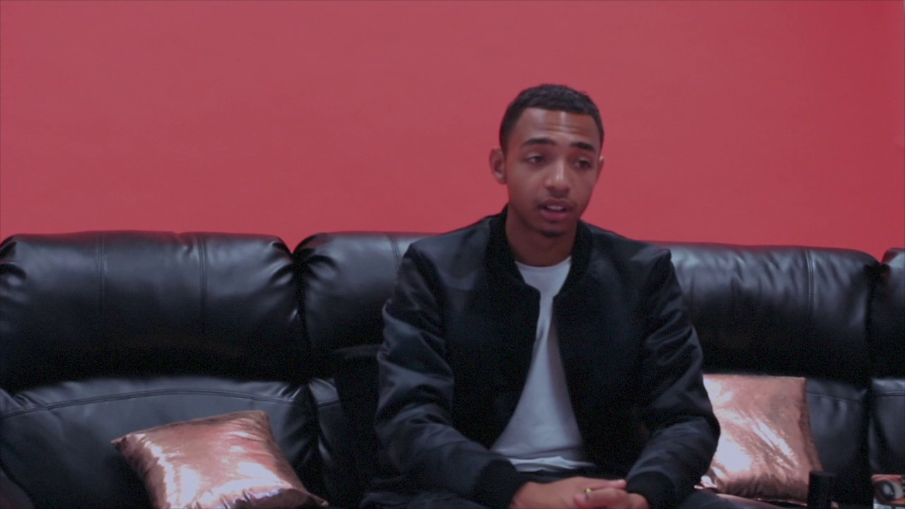 Yung Fume -  Noughts & Crosses 3 Interview | @YungFumeLITM | Link Up TV