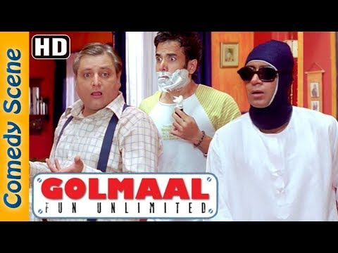 Golmaal Fun Unlimited Comedy Scenes - Ajay Devgn - Arshad Warsi #IndianComedy thumbnail