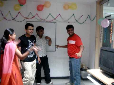 Naagin At Office On New Yr By Data Team video
