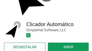 NOVO AUTO CLICKER SEM ROOT:Clicador Automatico!!!!!!!!!