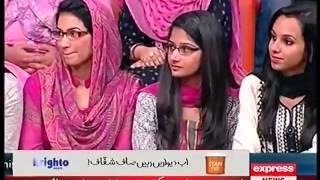 Kora Kagaz Tha Ye Man Mera Khabardar With Aftab Iqbal 24 April 2016 by Umair khalid Baddomalhi