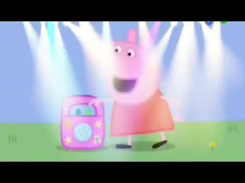 Любимые песенки Свинке Пепы