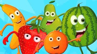 Fruits Song | Kindergarten Learning Videos For Kids