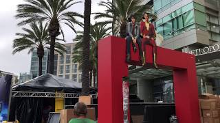 SHAZAM And Detective Pikachu Exhibits At San Diego Comic-Con 2019