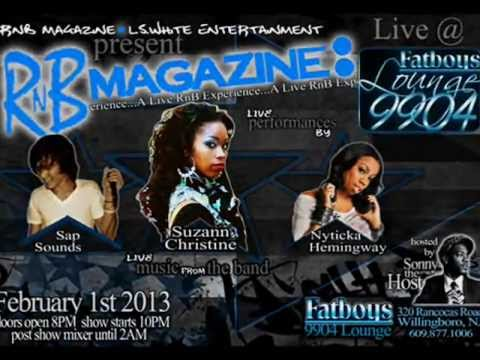 RnB Magazine: Live At The 9904 Lounge 2/1/2013