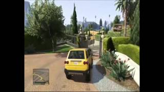 Gta 5 | Game play | commenté