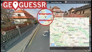 Geoguessr - Unused Great Guesses