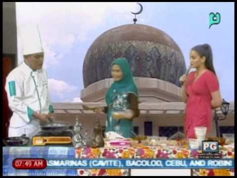 GMB: 'Cooking demo' kaugnay sa Halal Muslim Filipino Food: Linggil [05/01/14]