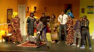 Meet the Adebanjos Hilarious Theatre Clips - Hackney Empire 2/3 Nov