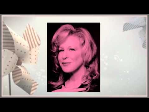 Bette Midler - Let me Just Follow Behind