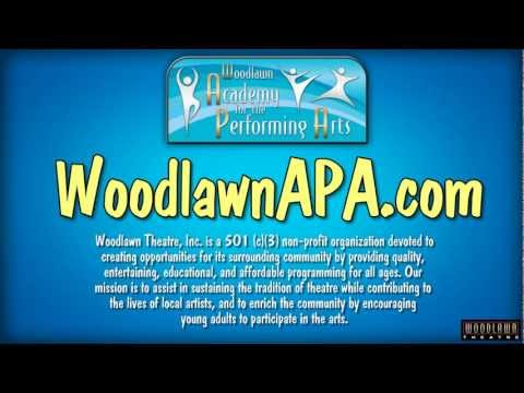 Woodlawn Academy for the Performing Arts - Workshops 2013