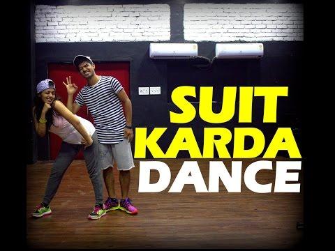 Suit Suit karda video song Dance choreography | Hindi Medium | Guru Randhawa | Arjun thumbnail