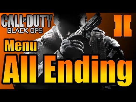 Call of Duty Black Ops 2 : All Ending Possibilities