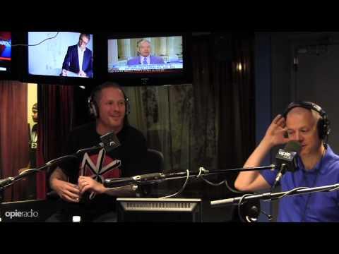 Corey Taylor no fan of Axl Rose - @OpieRadio @JimNorton