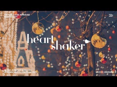 트와이스 (TWICE) - Heart Shaker Piano Cover
