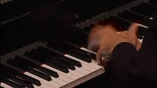 Grigory Sokolov -  Gigue from Partita No. 1, BWV 825, J. S. Bach